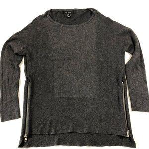 Atmosphere Women's Gray Long Sleeve Sweater Size 8